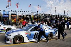 Alex Bowman, Hendrick Motorsports, Chevrolet Camaro Nationwide crew
