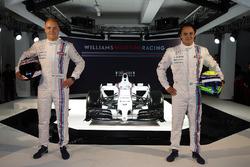 Valtteri Bottas en Felipe Massa, Williams