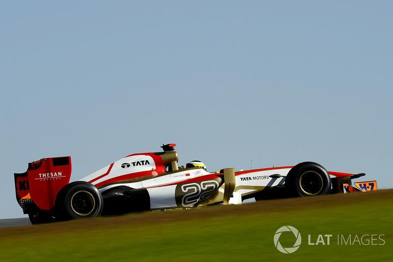 Педро де ла Роса, HRT Formula 1 Team HRT F112