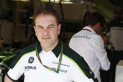 Manfredi Ravetto, Caterham F1 Team Principal