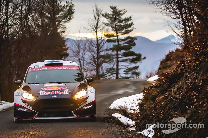 Teemu Suninen, Mikko Markkula, Ford Fiesta R5, M-Sport Ford WRC 2