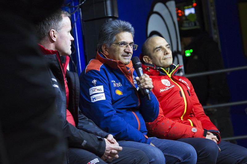 Michel Nandan, Hyundai Motorsport director