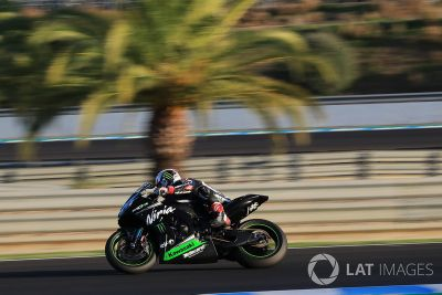 WSBK-Test in Jerez, November