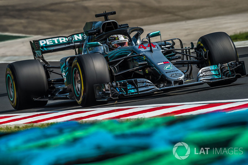 2018 : Mercedes W09 EQ Power+