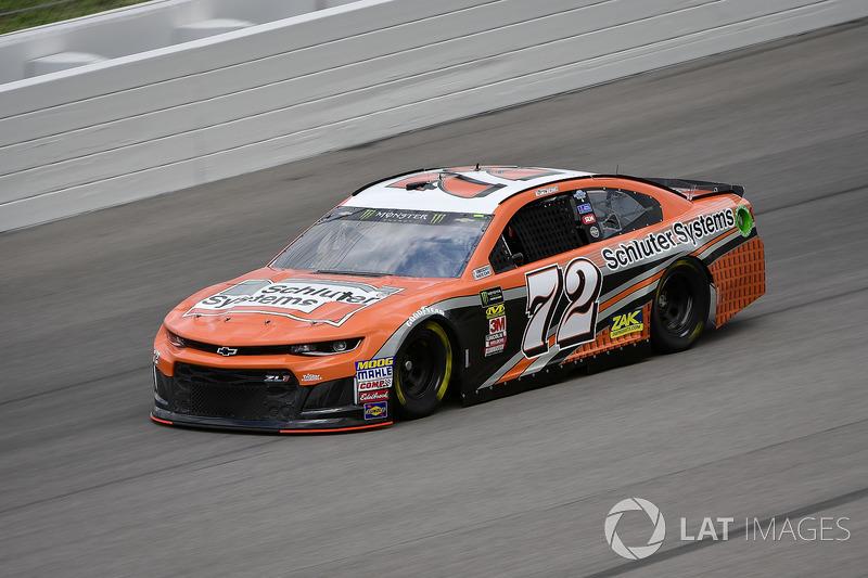 Corey LaJoie, TriStar Motorsports, Chevrolet Camaro Schluter-Systems
