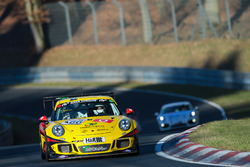 #66 Porsche GT3 Cup: Thomas Kappeler, Willy Hüppi, Thomas Gerling