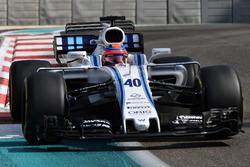 Robert Kubica, Williams FW40