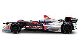 Venturi/HWA Formel E auto