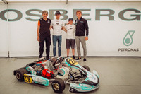 Nico Rosberg, Rosberg Genç Pilot Akademisini tanıtıyor