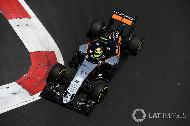 2016: Force India-Mercedes VJM09