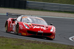 #7 HB Racing Ferrari 488 GT3: Dominik Schwager, Luca Ludwig