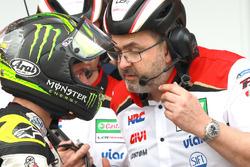 Cal Crutchlow, Team LCR Honda, Bourguignon