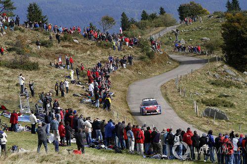 Rally van Frankrijk