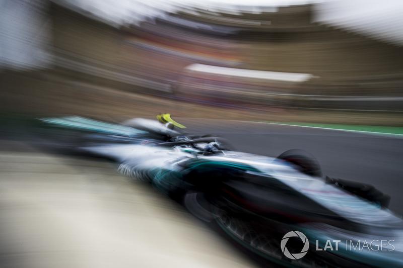 Gran Premio de Azerbaiyán-Valtteri Bottas