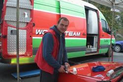 Сергій Юнашев - 3-разовий чемпіон України, сьогодні - головний інженер команди Школи Автодрому Чайка