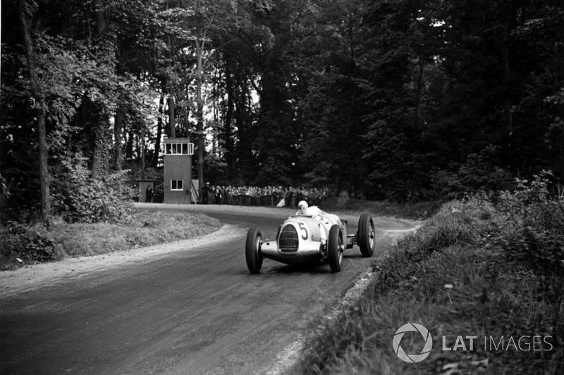 Donington Park Grand Prix 1937