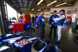 #66 Chip Ganassi Racing Ford GT, GTLM: Дірк Мюллер