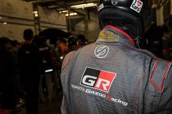 Toyota Gazoo Racing pit crew