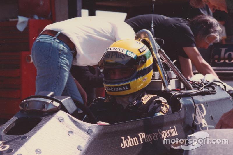Ayrton Senna - Corinthians