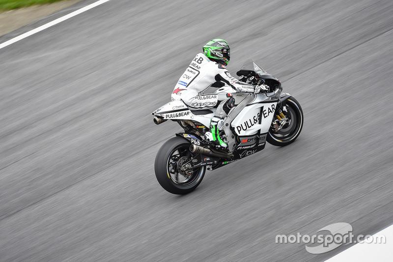 Eugene Laverty, Aspar Team MotoGP