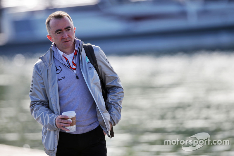 Paddy Lowe, Mercedes AMG F1 Executive Director (Technical)