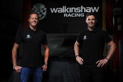 James Courtney und Scott Pye, Walkinshaw Racing