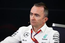 Пэдди Лоу, технический директор Mercedes AMG F1