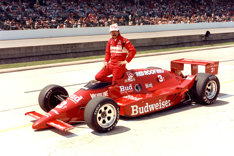 1986 - Bobby Rahal, March/Cosworth