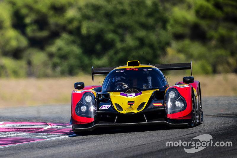 #5 By Speed Factory Ligier JSP3 - Nissan: Alain Costa, John Hartshorne, Tom Jackson