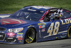 Jimmie Johnson, Hendrick Motorsports Chevrolet race winner