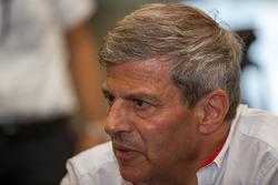 Fritz Enzinger, Capo di Porsche LMP