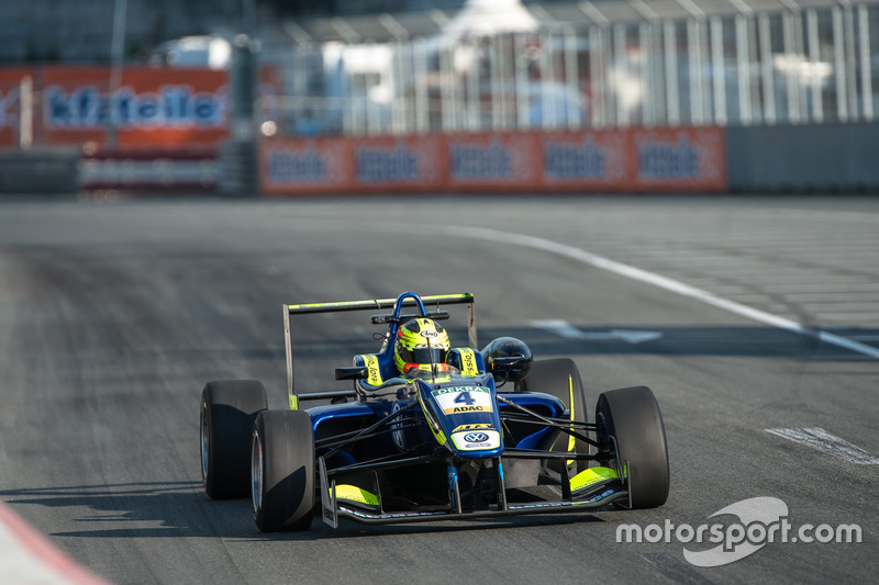 Alessio Lorandi, Carlin Dallara F312 - Volkswagen