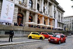 Palazzo della Luce di Torino, atmosfera della premiazione