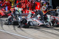 Boxenstopp: Will Power, Team Penske, Chevrolet