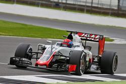Сантин Феруччи, пилот молодёжной программы Haas F1 Team VF-16
