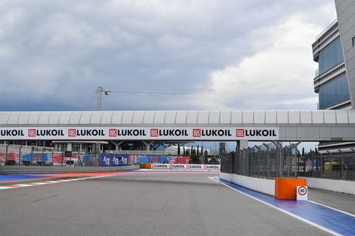 F1 Russian GP Live Updates - Friday practice