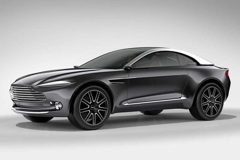 Autó Varekai néven érkezhet az Aston Martin SUV-ja