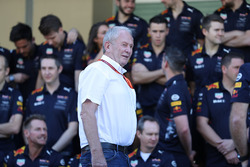 Dr Helmut Marko, Red Bull Motorsport Consultant at the Red Bull Racing Team photo