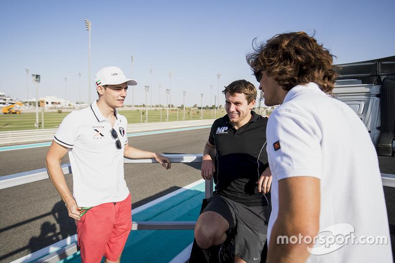 Louis Deletraz, Rapax, Jordan King, MP Motorsport, Roberto Merhi, Rapax