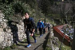 Bruno Spengler, Augusto Farfus ve Marco Wittmann, Hiking