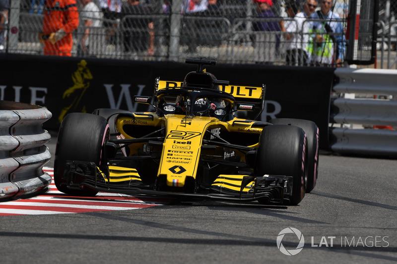 11. Nico Hulkenberg, Renault Sport F1 Team R.S. 18