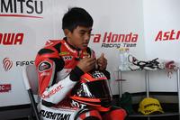 AP250: Mario Suryo Aji, Astra Honda Racing Team