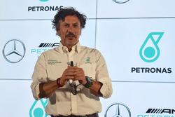 Giuseppe D'Arrigo, Petronas