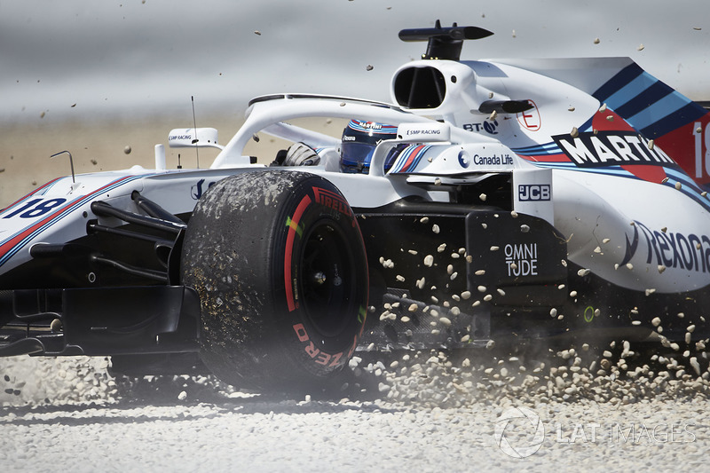 19. Lance Stroll, Williams FW41