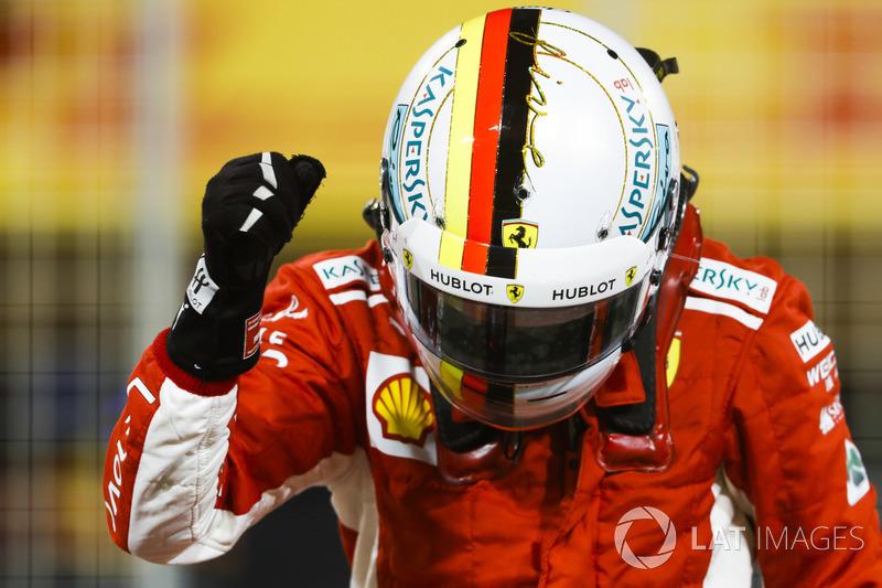 GP Bahrain - Sebastian Vettel