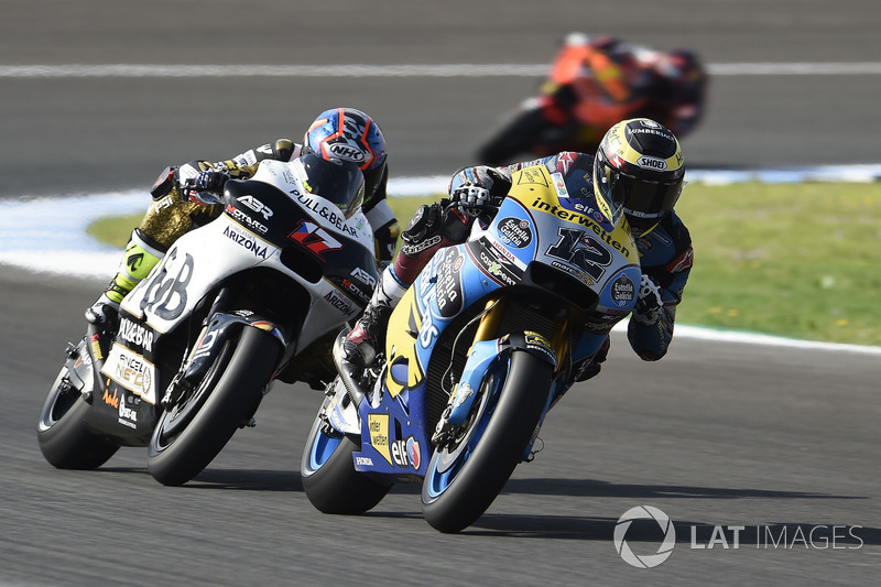 Thomas Luthi, Estrella Galicia 0,0 Marc VDS, Karel Abraham, Angel Nieto Team