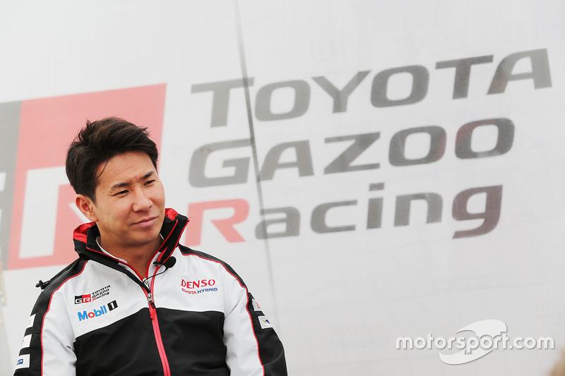 Бывшие пилоты Формулы 1: Камуи Кобаяши