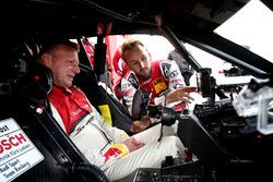 Roman Wittemeier, Audi RS 5 DTM ve René Rast, Audi Sport Team Rosberg