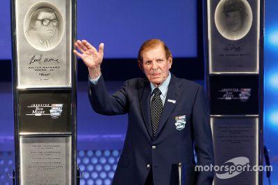 Inducción Salón de la Fama NASCAR 2011
