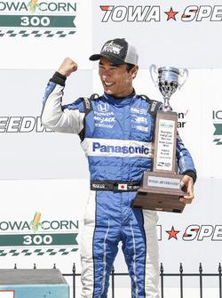 3. Takuma Sato, Rahal Letterman Lanigan Racing Honda